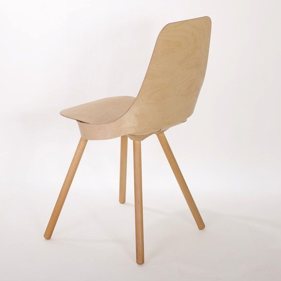 "Chaise ""Et si ?"""